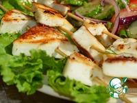 Адыгейский сыр на гриле ингредиенты