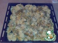 Окорочка с картофелем ингредиенты