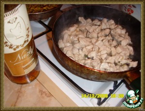 Куриный паштет с печенью и фисташками – кулинарный рецепт