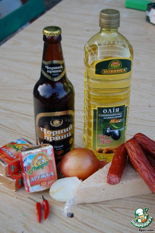 пивной суп рецепт по баварски