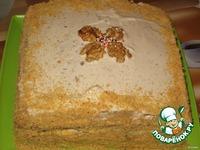 Торт «Для Папы» ингредиенты