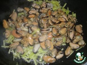 """Кальмары фаршированные """"Морская стихия"""" – кулинарный рецепт"""
