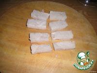 Индийское мороженое на белом хлебе Кулфи ингредиенты