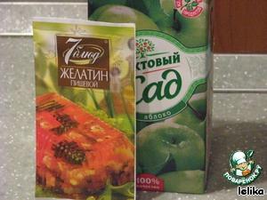 Это наши продукты, даже самой смешно стало от количества ингредиентов :-D