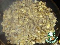 Праздничный рулет из лаваша с грибами ингредиенты