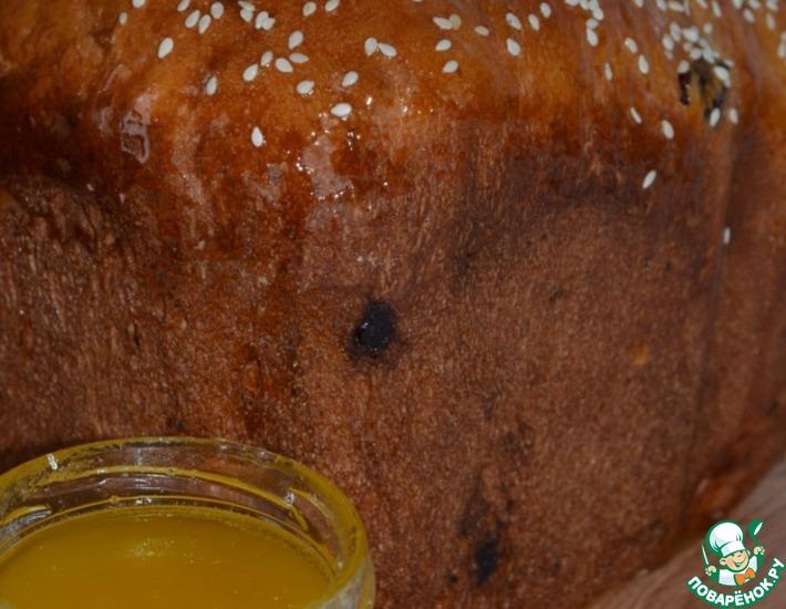 Рецепт: Панский хлеб