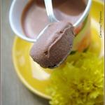 Ленивый шоколадный мусс