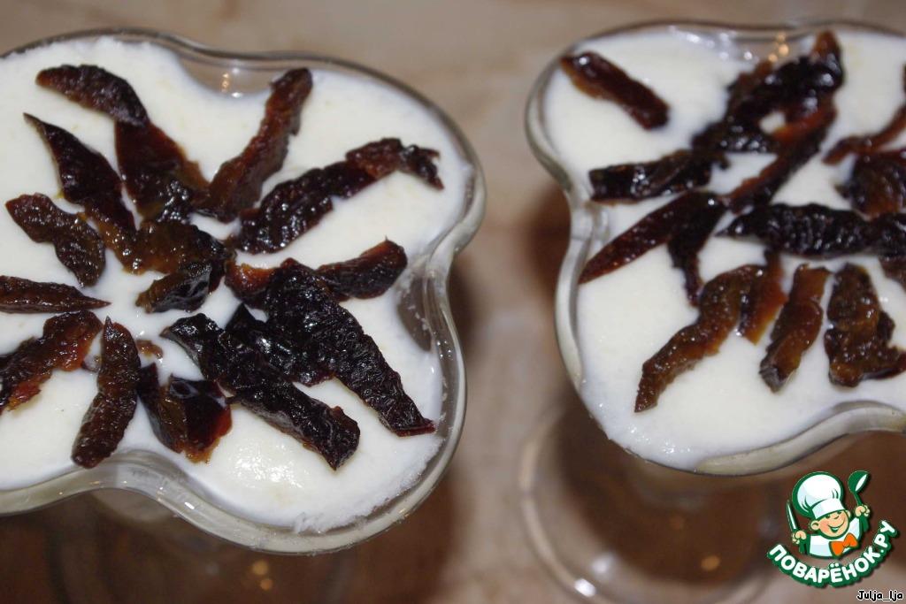 Десерт Мудрость Белого Тигра