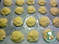 Пирожное заварное с сыром ингредиенты