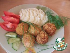 Каштаны – кулинарный рецепт
