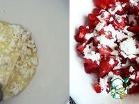 Сырники на сгущёнке с клубникой и лавандой ингредиенты