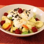 Фруктовый салат Райское наслаждение