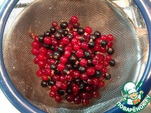 Утиная грудка под соусом из малины и смородины – кулинарный рецепт