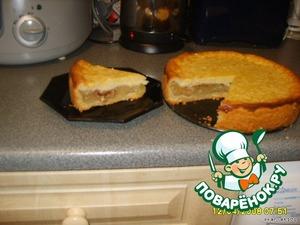 Пирог вкусен в любом виде, но когда он из холодильника - это нечто!