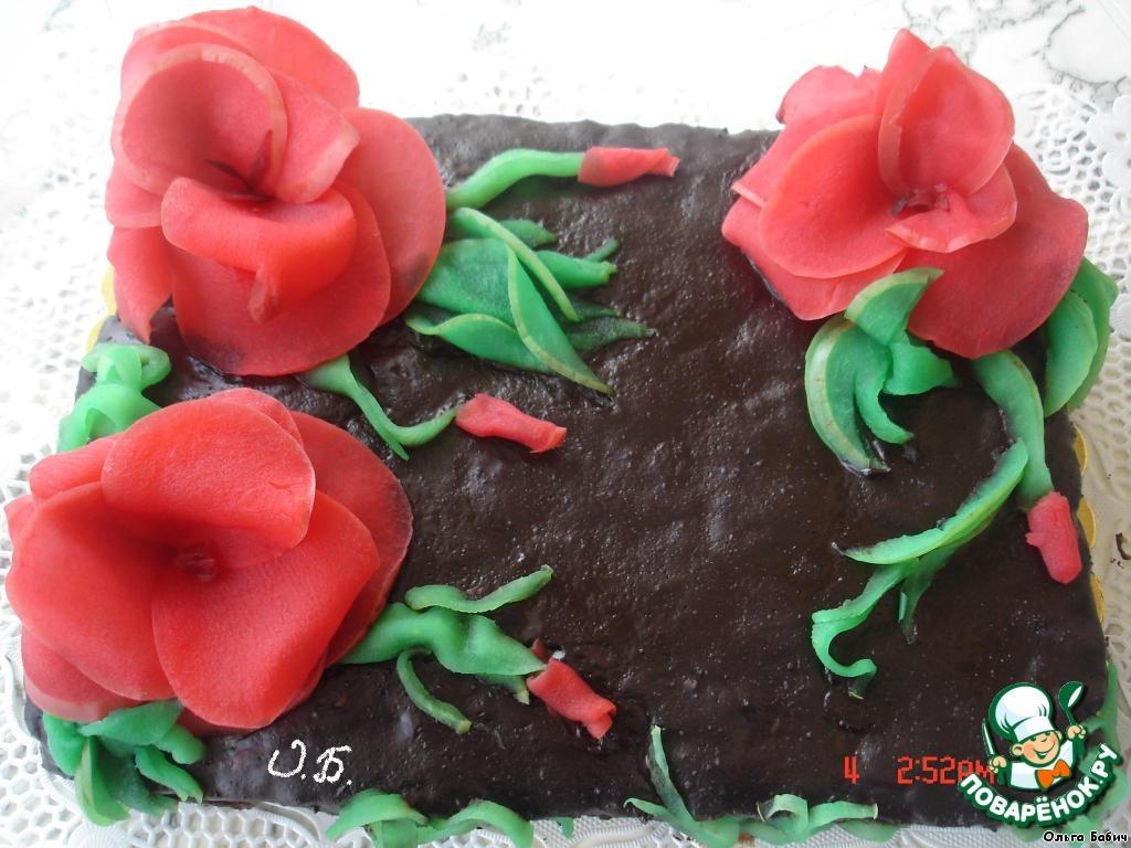 Постный торт Мария