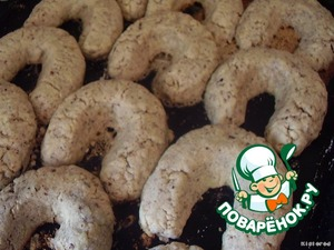 Bake in preheated oven (180*C) for 8-10 minutes