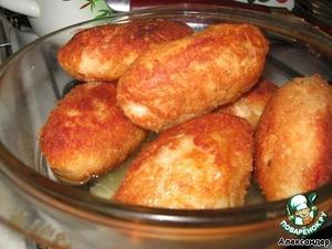 Котлеты по-киевски – кулинарный рецепт