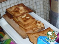 Пряничные домики ингредиенты