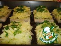 Рыба с хрустящей картофельной корочкой ингредиенты