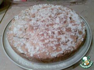 """Пирог """"Не пропадать-же добру"""" – кулинарный рецепт"""