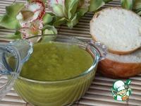 Имбирный суп ингредиенты