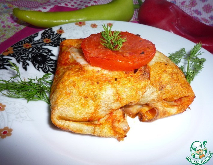 Рецепт: Маниса кебабы