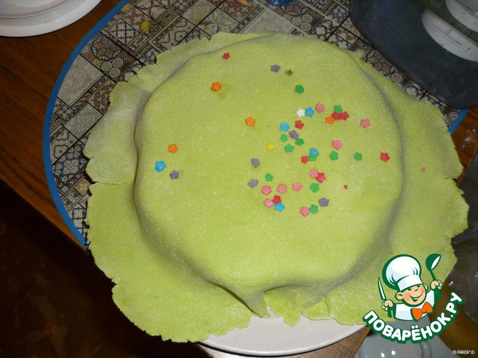 Тортик для маленькой принцессы