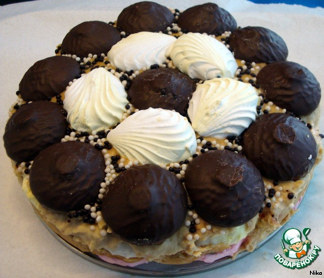 Торт  Искушение
