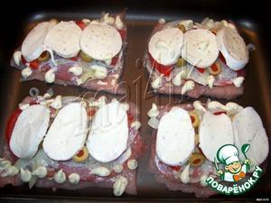 Шницель из индюшки под не французским одеялком – кулинарный рецепт