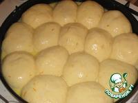 Булочки с начинкой «Молочная нежность» ингредиенты