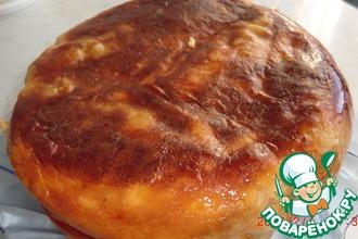 Рецепт: Пирог из лаваша с фаршем в мультиварке