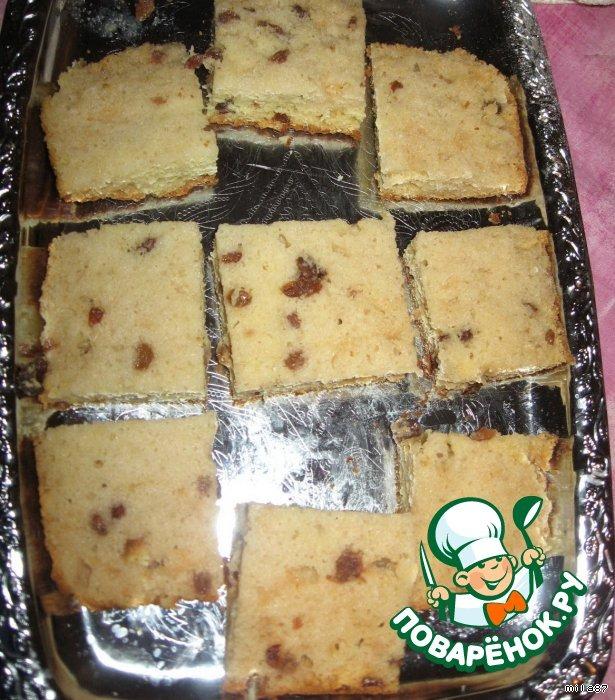 Горчичные пирожные ПрЭлестно