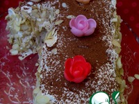 Французский торт «Марджолайн» ингредиенты