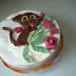 Бисквитный торт Мартовский кот