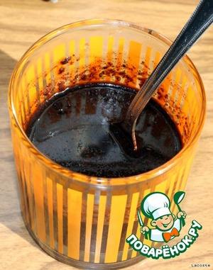 Заварка:   солод размешать в кипятке, остудить и соединить с общим количеством воды.
