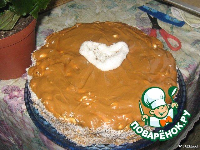 """Торт """"Марина"""""""