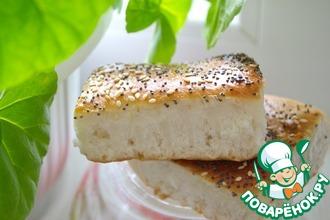 Рецепт: Хлебные плиточки