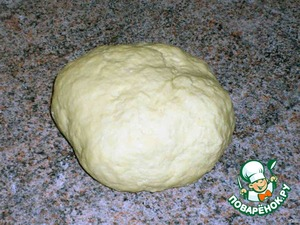 Пирог типа Хачапури – кулинарный рецепт