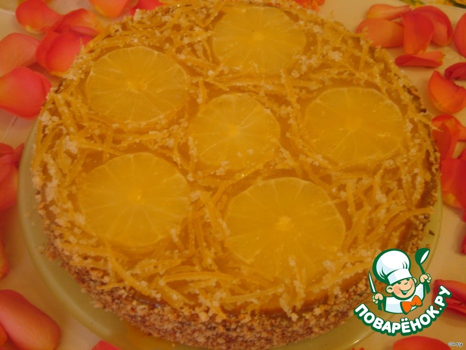Торт Доктора Анке