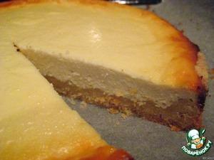 Нагреть духовку до 180. Пирог выпекать 50 минут, затем отключить духовку и минут 30-40 не вынимать, чтоб он спокойно остыл и утвердился в своем существовании!