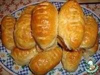 Пирожки с капустой и грибами ингредиенты