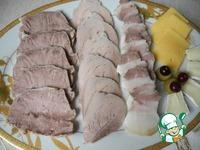 Мясо В термосе ингредиенты