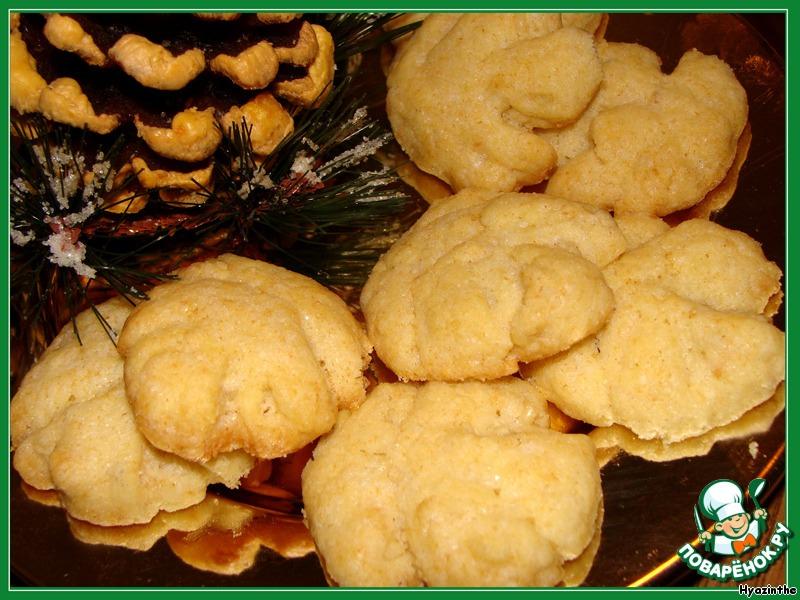 Печенье Кедровые шишки