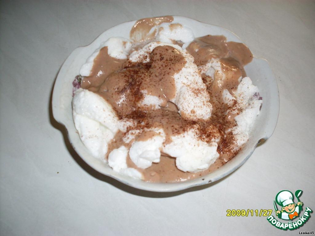 Снежки  - десерт из детства