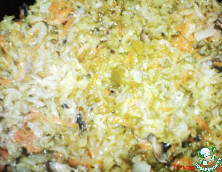 Рецепт: Икра из соленых огурцов Огуречник