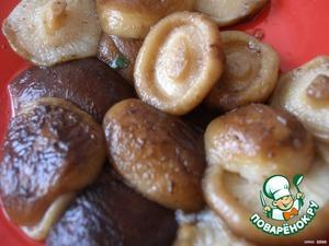 Голубцы с грибами, овощами и рисом – кулинарный рецепт