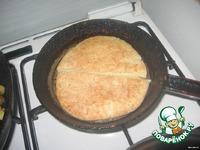 Пита - карман с сыром ингредиенты