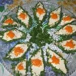 Закусочные пирожныеК празднику