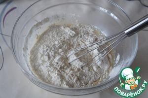 """Булочки со сливочным кремом """"Трандафир"""" – кулинарный рецепт"""