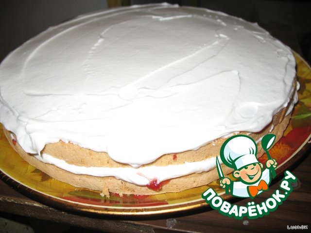 Торт Малахит